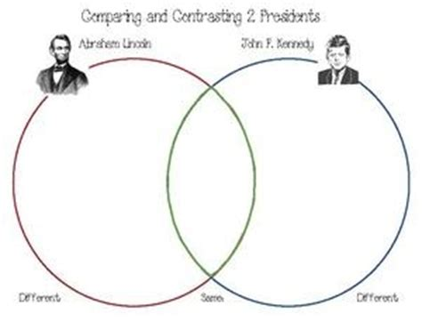 Venn diagram writing essay